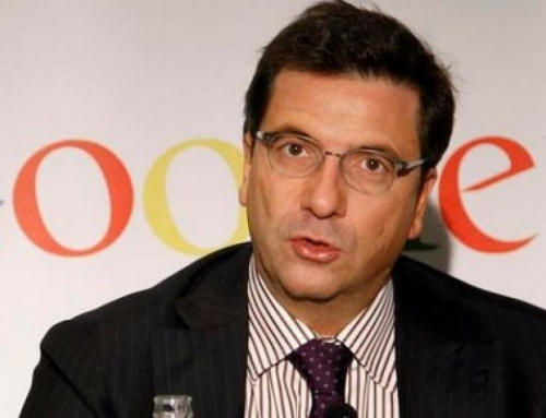 Rencontre avec Carlo d'Asaro Biondo, President EMEA de Google