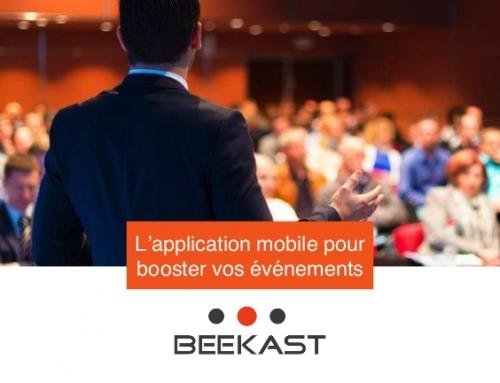 Interview avec Beekast : L'application mobile pour des présentations interactives et animées